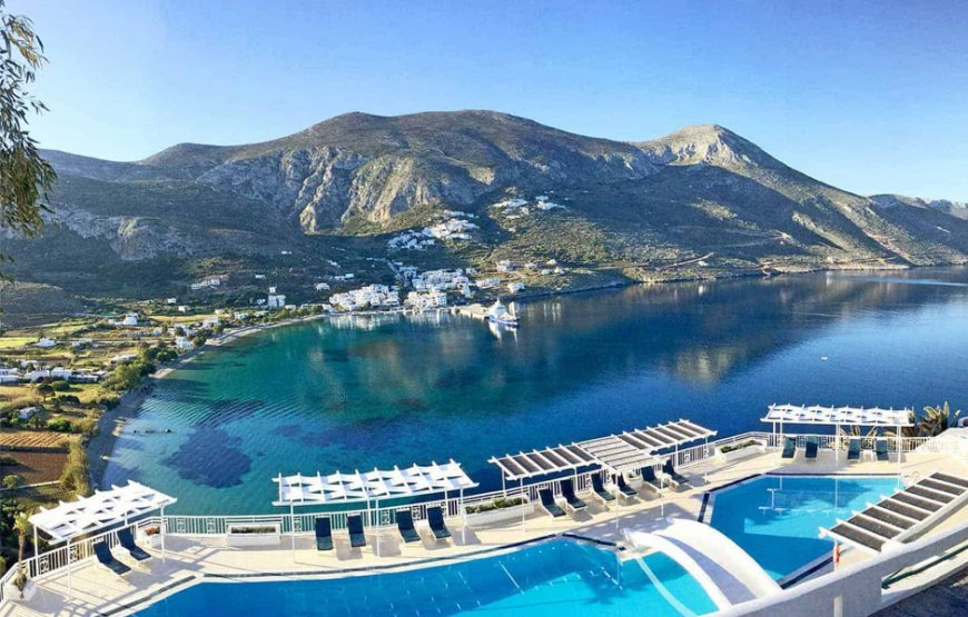 Tom Cronin - Retreat Greece - Aegialis Hotel & Spa